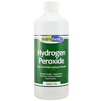 peroxide boots