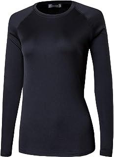 6059ed547b108 Jeansian Women's UPF 50+ UV Sun Protection Outdoor Sport T-Shirt SWT246