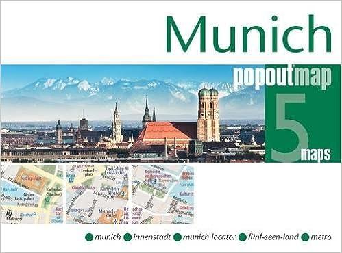 Munich PopOut Map (PopOut Maps): Popout Maps: 9781845878429: Amazon ...