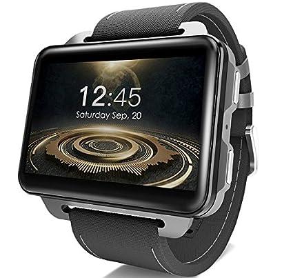 LEMFO LEM4 PRO - pantalla grande de 2.2 pulgadas Android 3G Reloj inteligente teléfono (smart