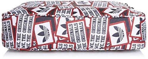 adidas Originals Tasche - Airliner Patch - Multicolor / Black