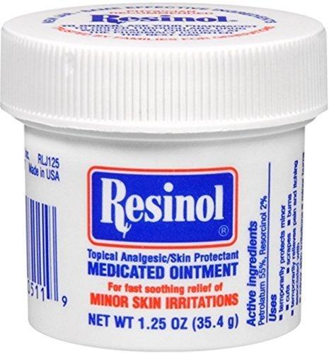 Resinol Medicated Ointment 1.25 oz by Resinol