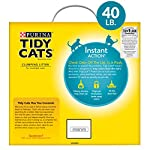 Purina Tidy Cats Instant Action Clumping Cat Litter - 40 lb. Box (00070230107121) 9