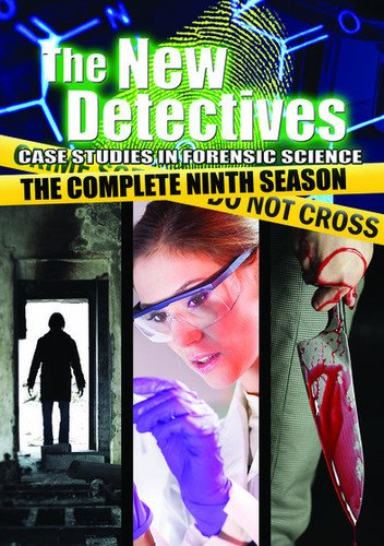 The New Detectives: The Complete Series – All 9 Seasons – 35 DVDs – 121 Episodes