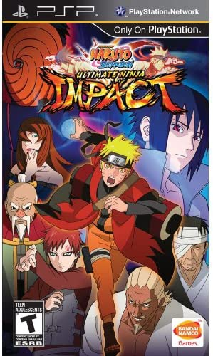 Naruto shippudden Ultimate Ninja IMpact: Video Games - Amazon com