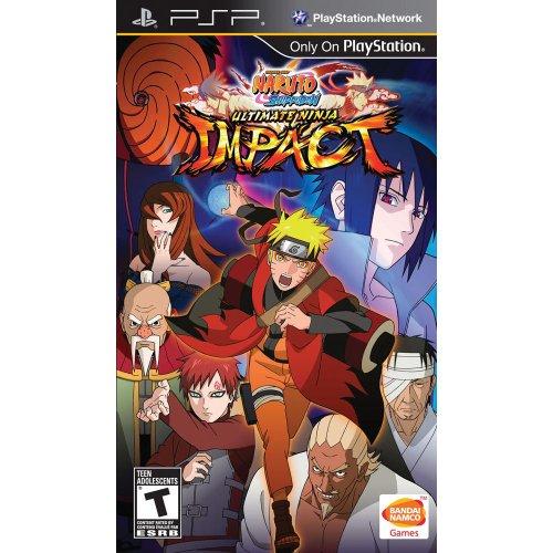 Amazon.com: Naruto shippudden Ultimate Ninja IMpact: Video Games