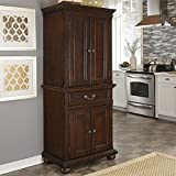 72 kitchen pantry cabinet - Home Styles Colonial Classic Pantry Cabinet