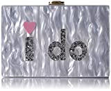 MILLY I Do Box Clutch, Multi