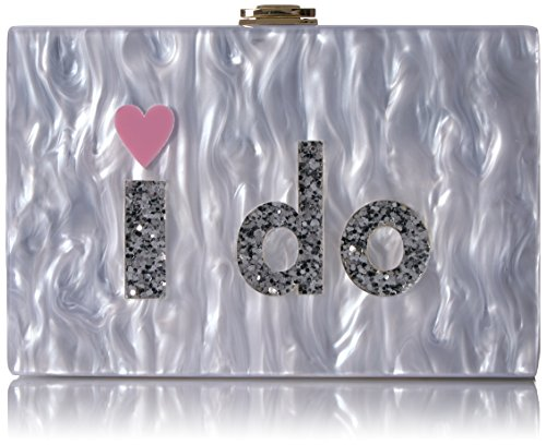 MILLY I Do Box Clutch, Multi by MILLY