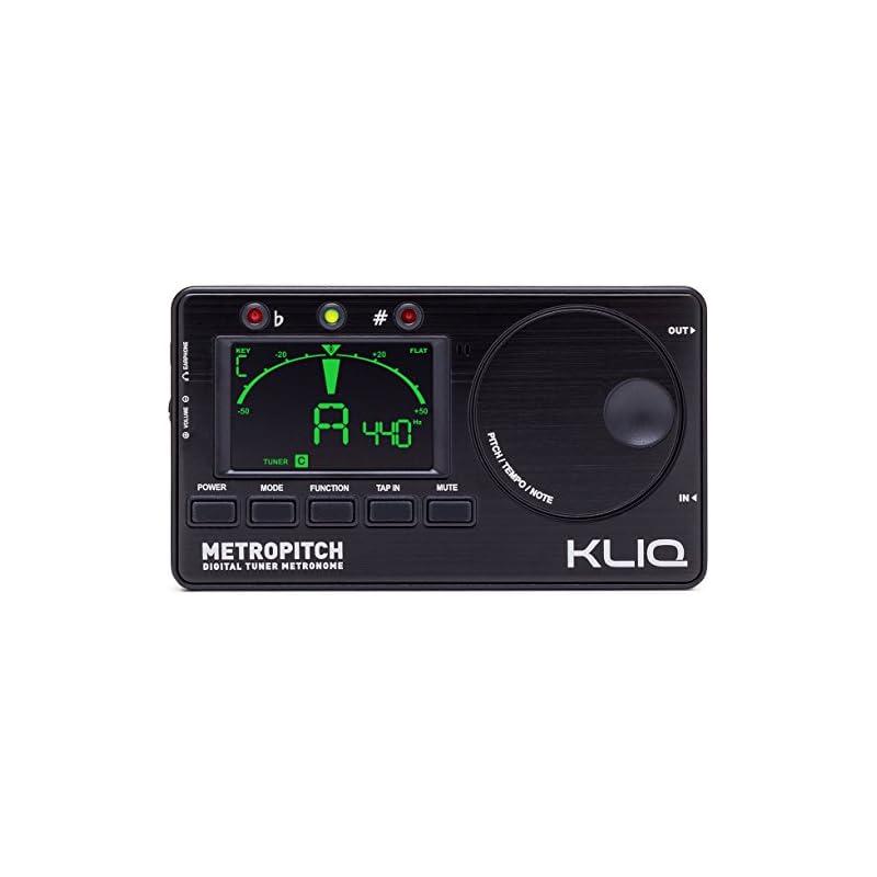 KLIQ MetroPitch - Metronome Tuner for Al