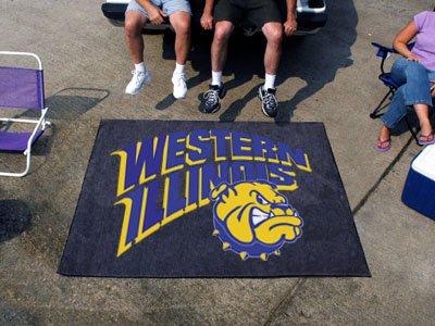 Western Illinois University Tailgater Mat/59.5