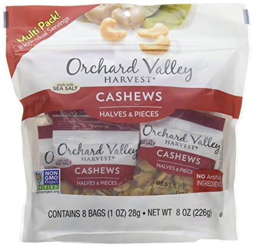 Orchard Valley Nut & Cashew-8 oz