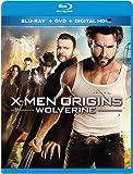 X-Men Origins: Wolverine [Blu-ray + Digital HD]