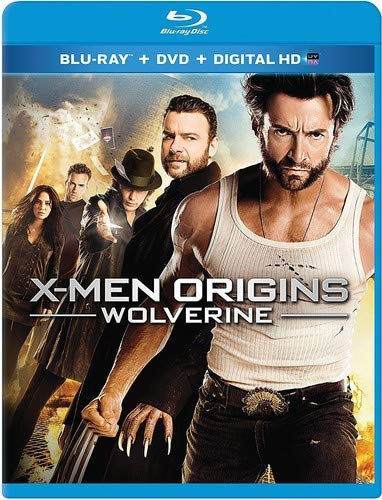 X-Men Origins: Wolverine [Blu-ray + Digital ()