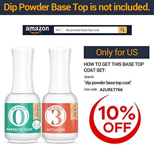 Dipping Nail Powder Set  10 Colors Dip Powders Nails Set for Christmas No UVLED Nail Lamp Needed for