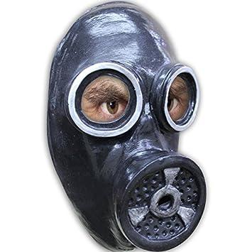 Générique Generic mahal641 – un Gas Máscara de látex para Adultos – Talla única