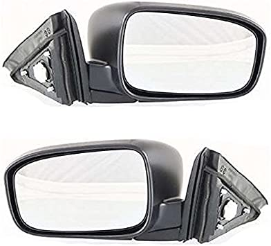 03-07 Accord 2-Door Coupe Power Non-Heat Folding Mirror Left Right Side SET PAIR