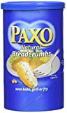 Paxo Natural Breadcrumbs 227g