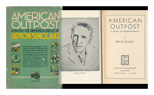 American Outpost; a Book of Reminiscences