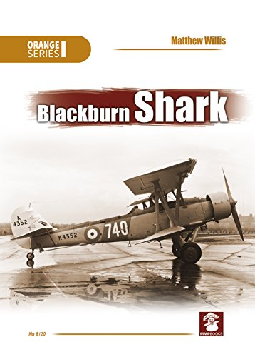 Blackburn Shark (Orange Series)