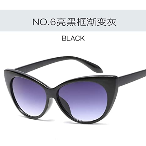 Cranky Orange 2019 New Retro Cat Eye Sunglasses Mujer ...