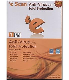escan antivirus free download cnet