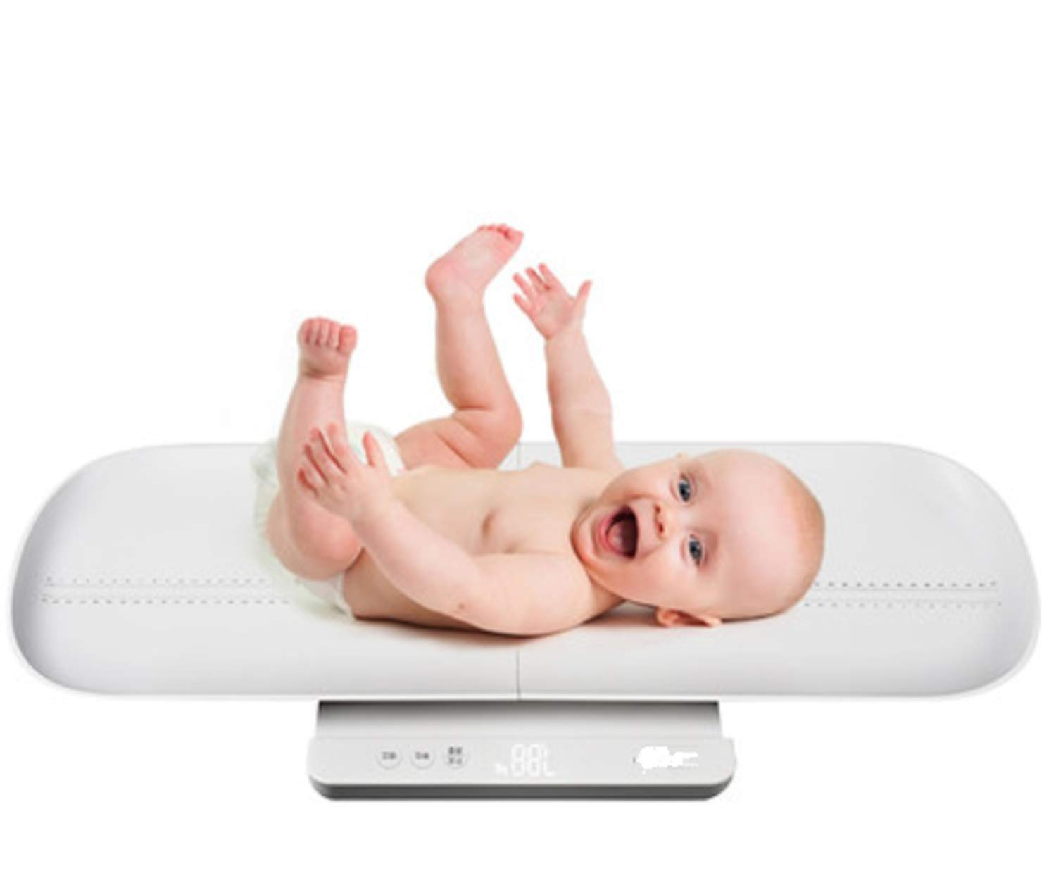 Metene Baby Scale, Multi-Function Digital Scale Measure Toddler/Adult/Puppy/Cat/Dog Weight by Metene