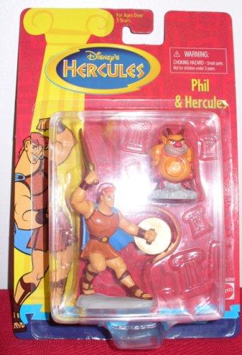 Disneys Hercules Phil & Hercules