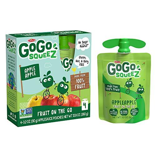 GoGo squeeZ Applesauce Apple