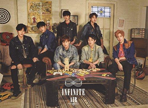 INFINITE / Air[DVD付初回限定盤A]