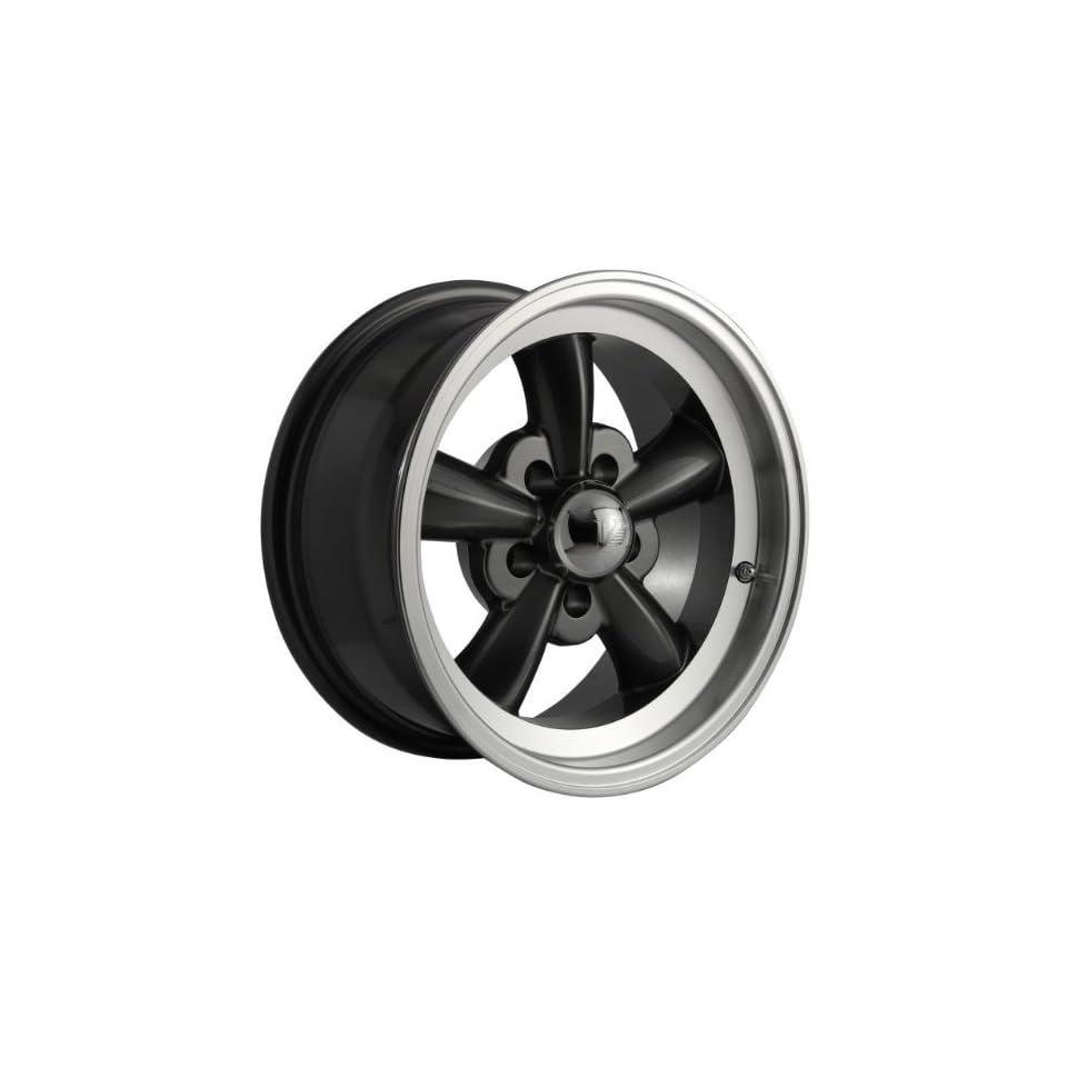VISION WHEEL   141 legend 5   15 Inch Rim x 7   (5x4.75) Offset (6) Wheel Finish   gunmetal machined lip