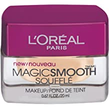 LOREAL MAGIC SMOOTH SOUFFLE MAKEUP #516 NUDE BEIGE