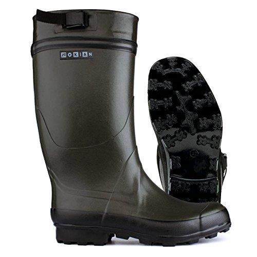 Wellington Nokian 43 Finnwald EU Nuovo Outdoor 441 43 Footwear 35 Olivo size boots ar7w5r