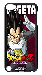iPod Touch 5 Case, iPod 5 cases - Customized Design Black Hard Case Cover for iPod 5 Dragon Ball Z Resurrection F 2 Scratch-Resistant Hard Case Cover For iPod Touch 5