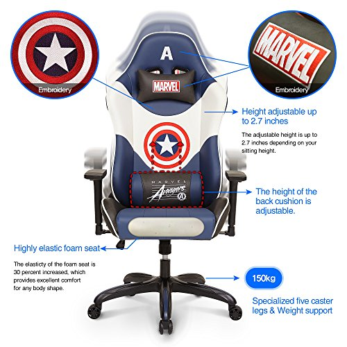 Licensed Marvel Avengers Captain America Superhero