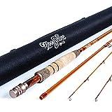Moonshine Rod Co. The Revival Series Fly Fishing Rod (Fiberglass