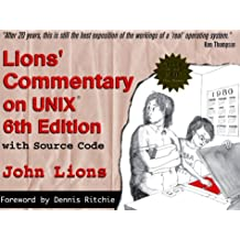 Lions' Commentary on Unix