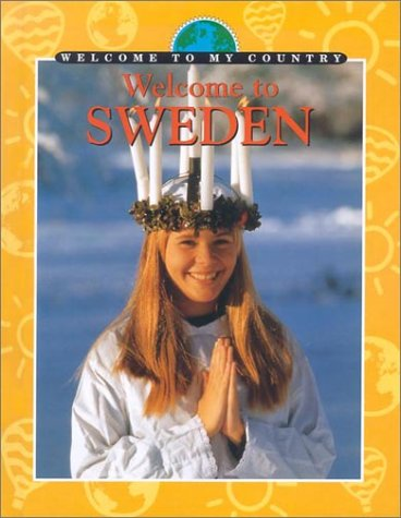Welcome to Sweden (Welcome to My Country) pdf epub