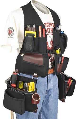 Occidental Leather 2585 Builders' Vest Framer Package
