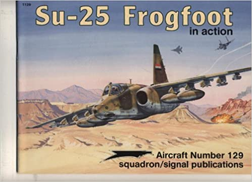 Book Su-25 Frogfoot in Action - Aircraft No. 129