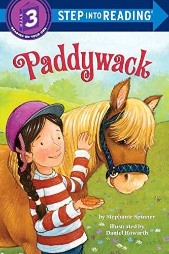 Pony Spinner - Paddywack (Step into Reading)