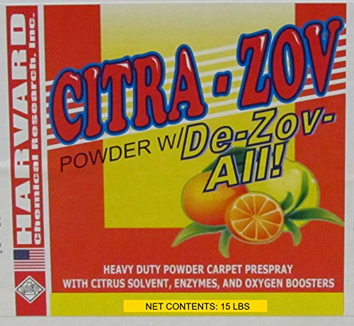 Citrazov 15 Lb Bulk CITRA-ZOV W/