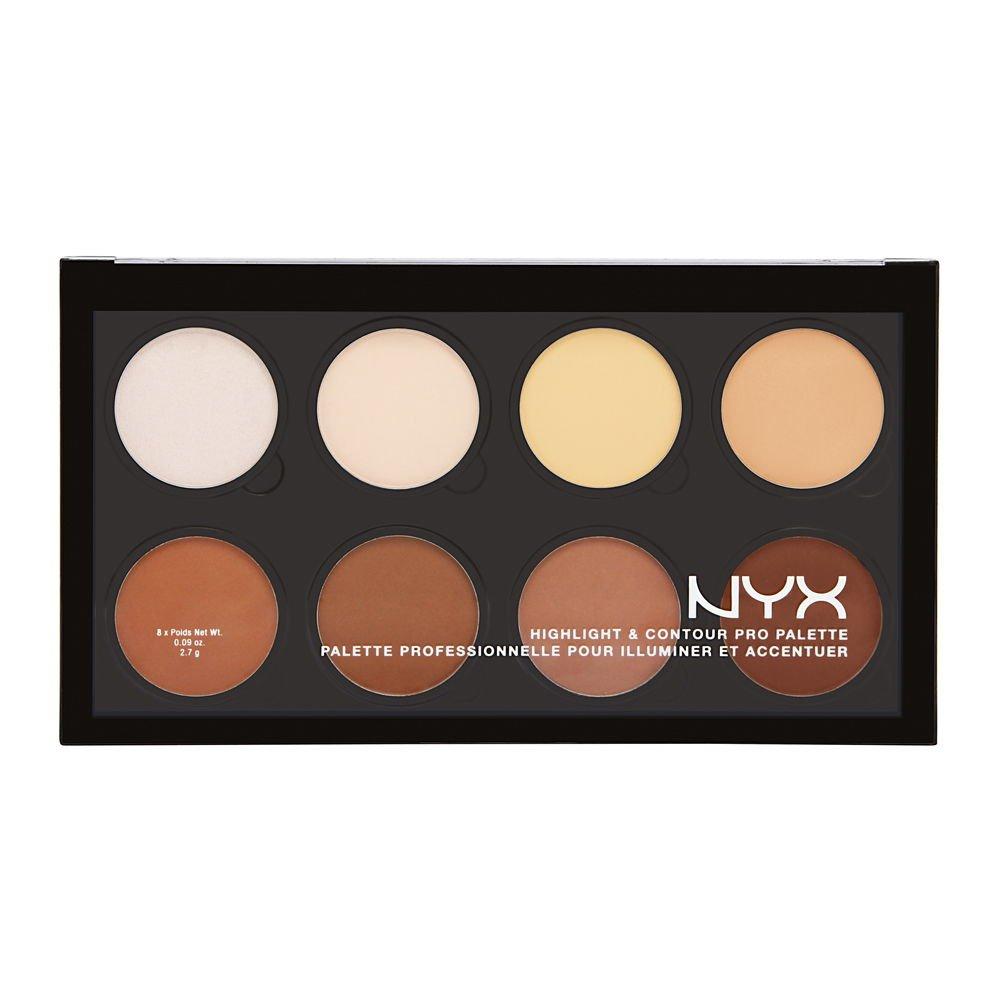 NYX Professional Makeup Highlight & Contour Pro Palette by NYX PROFESSIONAL MAKEUP