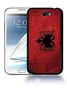 Albania National Vintage Flag Phone Designs For LG G3 Case Cover