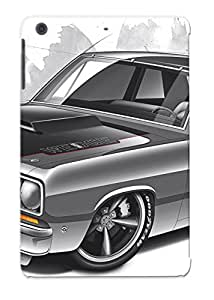 Exultantor Case Cover Protector Specially Made For Ipad Mini/mini 2 Plymouth Valiant Hot Rod Muscle Cars