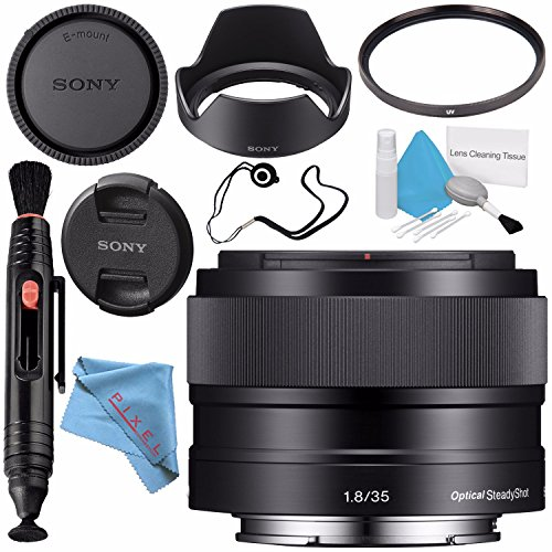 51ESP5RMM5L - Sony SEL35F18 35mm f/1.8 Prime Fixed Lens