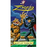 Zorro:Night of Terror