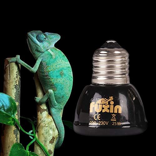 VietFA LED Bulbs & Tubes - E27 25W 50W 75W 100W Mini Infrared Ceramic Emitter Heat Lamp Bulb Heating Light Bulb Reptile Pet Brooder 1 PCs - Emitter Ceramic Coil