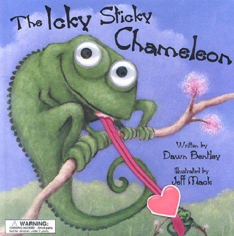 Icky Sticky Chameleon pdf epub