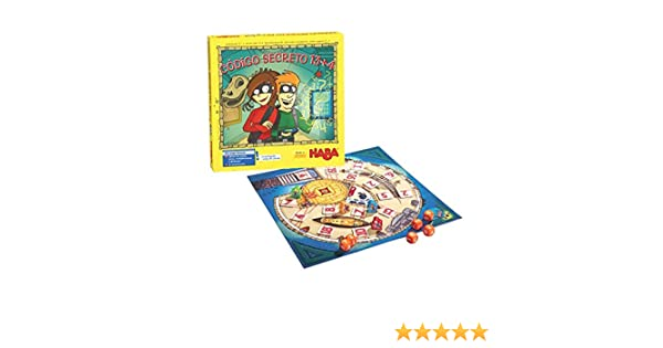 Outletdelocio. Juego de Mesa Haba. Codigo Secreto 13+4. Edicion en Castellano.: Amazon.es: Juguetes y juegos
